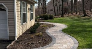 ✔55 simple and beautiful front yard landscaping ideas on a budget 7
