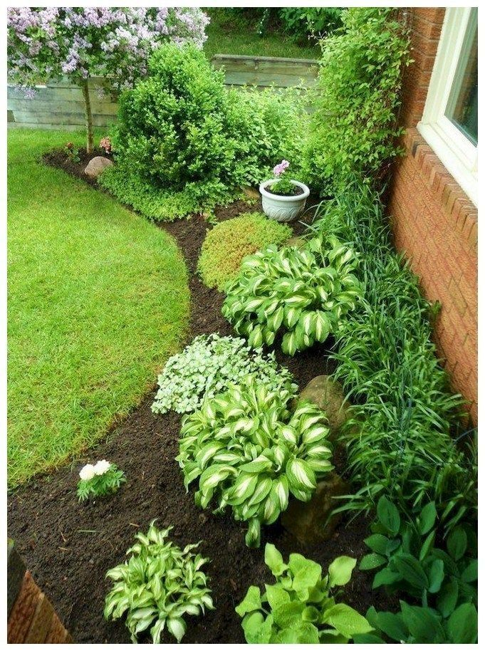 38 easy and low maintenance front yard landscaping ideas ...