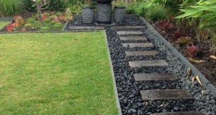 50 wunderschöne Side Yard Garden Design-Ideen für Ihre schönen Home Side Inspirati