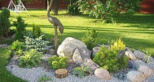 49 Die besten Steingarten Landschaftsgestaltung Ideen für einen schönen Vorgar...