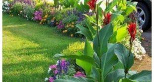 49 einfache und wartungsarme Ideen für den Vorgartenbau 25