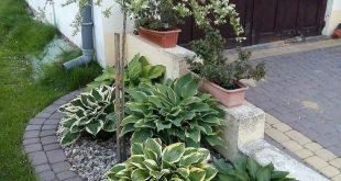 68 Kleine Gartenlandschaftsideen für den Vorgarten – Garden Blog – #den #für