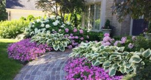 Stunning Front Yard Landscaping Ideas (40