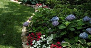 Best pictures, images and photos about full sun front yard landscaping ideas #ho...