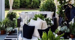 27 beste Ideen für Patio-Farben zur Steigerung des Hauswerts #patioideas #patio...