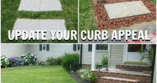42 DIY Ideas to Increase Curb Appeal (plus Home Value!) - Kayla Martin