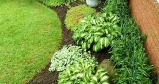 44 Simple and Beautiful Front Yard Landscaping Ideas on A Budget #beautifulfront