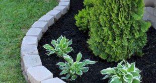 Günstige Gartenideen für den Vorgarten in den Sie sich verlieben werden 57