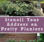 I love these curb appeal ideas and exterior makeovers! Lots of easy DIY projects...