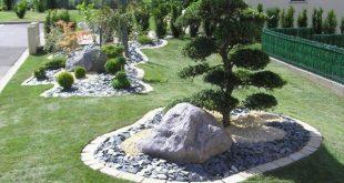 Landschaftsgestaltung: Ideen und nützliche Tipps – #Ideen #jardin #Landschaftsg