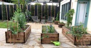 Wartungsarmer Landschaftsvorgarten Kalifornien 51+ Ideen für 2019-#für #Ideen ...